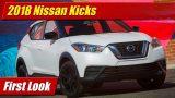 First Look: 2018 Nissan Kicks