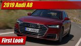 First Look: 2019 Audi A8