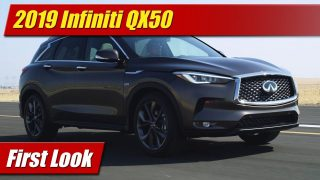 First Look: 2019 Infiniti QX50