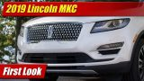 First Look: 2019 Lincoln MKC