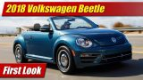 What's New: 2018 Volkswagen Beetle