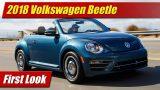 What's New: 2018 Volkswagen Beetle