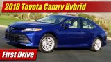 First Drive: 2018 Toyota Camry Hybrid