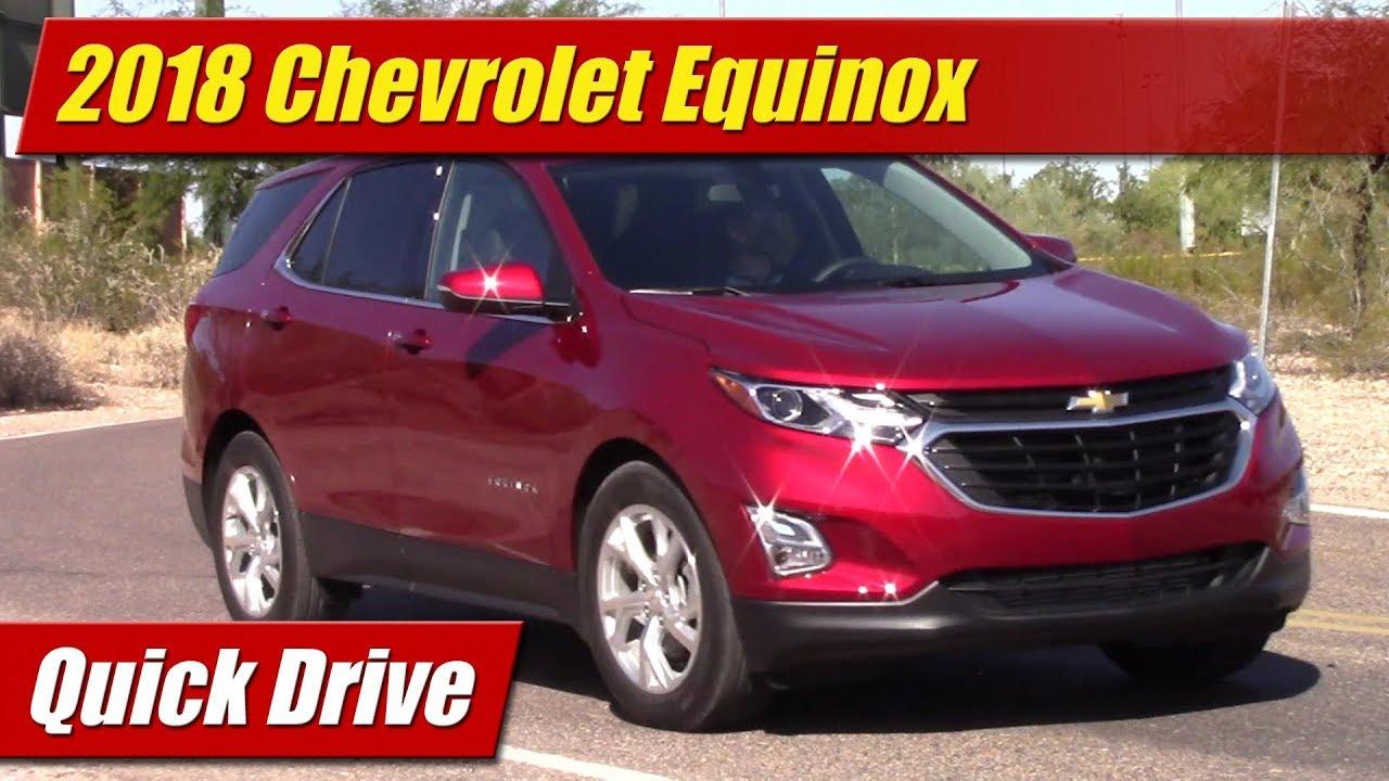 Quick Drive: 2018 Chevrolet Equinox