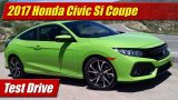 Test Drive: 2017 Honda Civic Si Coupe