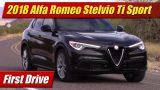 Test Drive: Alfa Romeo Stelvio Ti