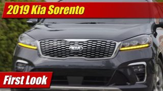 What's New: 2019 Kia Sorento