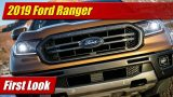 First Look: 2019 Ford Ranger