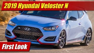 First Look: 2019 Hyundai Veloster N