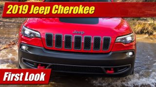 First Look: 2019 Jeep Cherokee
