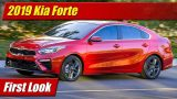 First Look: 2019 Kia Forte
