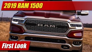 First Look: 2019 RAM 1500