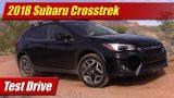 Test Drive: 2018 Subaru Crosstrek