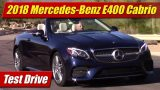 Test Drive: 20018 Mercedes-Benz E400 Cabriolet