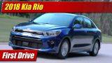 First Drive: 2018 Kia Rio EX