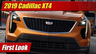 First Look: 2019 Cadillac XT4