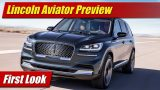 First Look: Lincoln Aviator