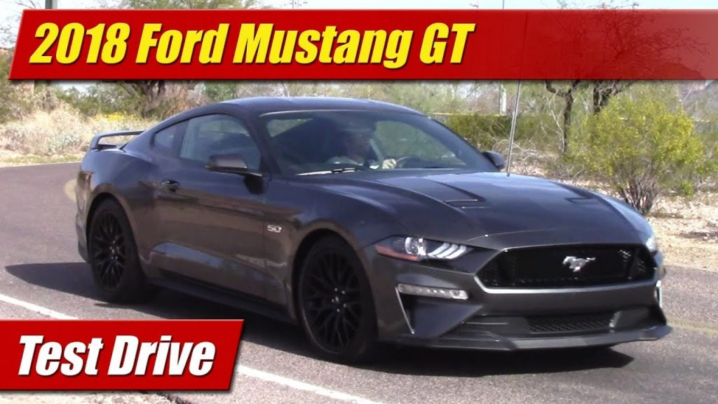 test drive 2018 mustang gt testdriven tv. Black Bedroom Furniture Sets. Home Design Ideas