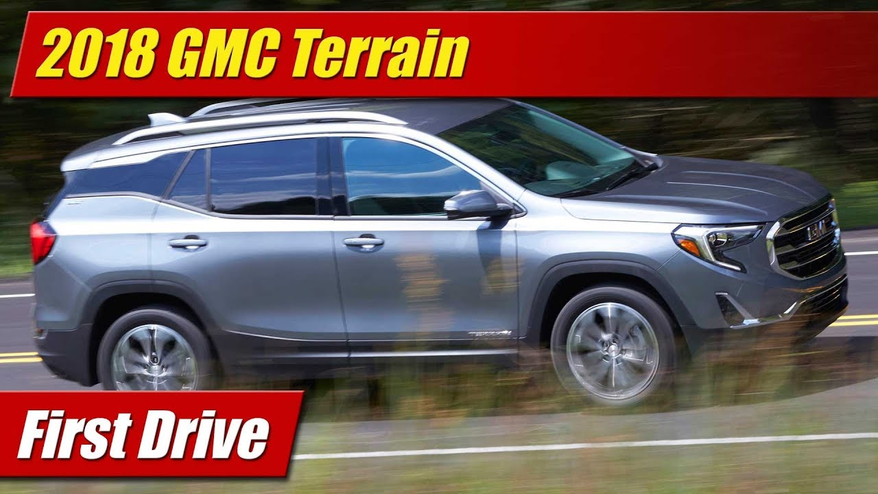 First Drive: 2018 GMC Terrain