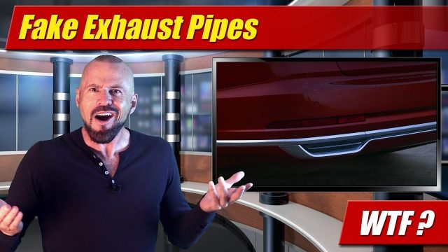WTF: Fake Exhaust Pipes