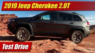 Test Drive: 2019 Jeep Cherokee Trailhawk 2.0T