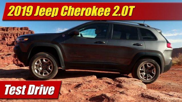 Test Drive: 2019 Jeep Cherokee Trailhawk 2.0T