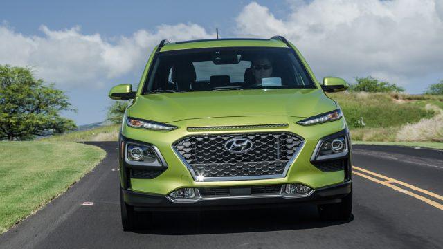 First Drive: 2018 Hyundai Kona AWD