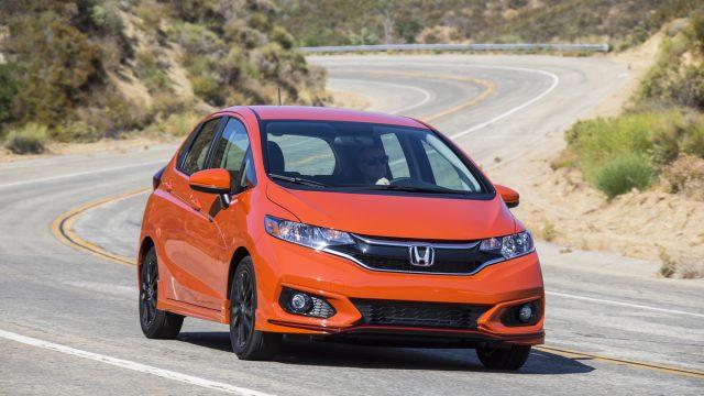 First Drive: 2019 Honda Fit Sport