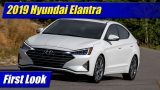 First Look: 2019 Hyundai Elantra