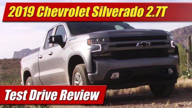 Test Drive: 2019 Chevrolet Silverado RST