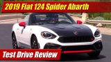 Test Drive Review: 2019 Fiat 124 Spider Abarth