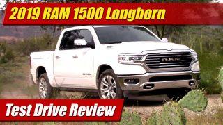 2019 RAM 1500 Longhorn: Test Drive