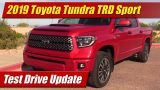 Update: 2019 Toyota Tundra TRD Sport