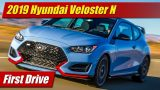 First Drive: 2019 Hyundai Veloster N