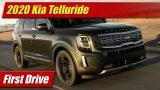 First Drive: 2020 Kia Telluride
