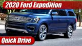 Quick Drive: 2020 Ford Expedition