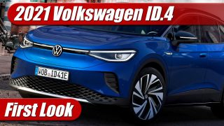 First Look: 2021 Volkswagen ID.4