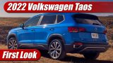 First Look: 2022 Volkswagen Taos