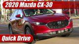 Quick Drive: 2020 Mazda CX-30