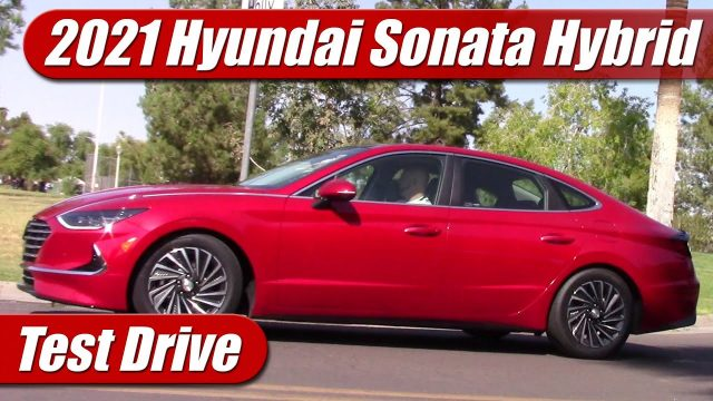 Test Drive: 2021 Hyundai Sonata Hybrid