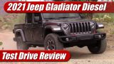 Test Drive: 2021 Jeep Gladiator Rubicon EcoDiesel