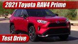 Test Drive: 2021 Toyota RAV4 Prime XSE