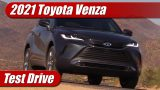 Test Drive: 2021 Toyota Venza Limited