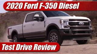 Test Drive: 2020 Ford F-350 Super Duty