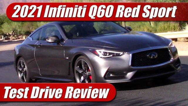 Test Drive: 2021 Infiniti Q60 Red Sport 400