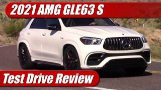 Test Drive: 2021 Mercedes AMG GLE63 S