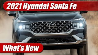First Look: 2021 Hyundai Santa Fe