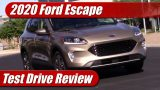 Test Drive: 2020 Ford Escape SEL