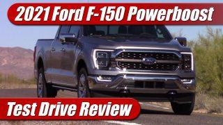 Test Drive: 2021 Ford F-150 Powerboost