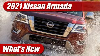 What's New: 2021 Nissan Armada